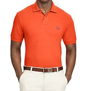 CHAPS Short Sleeve Polo